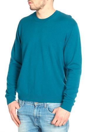 Пуловер Expression. Цвет: морская волна