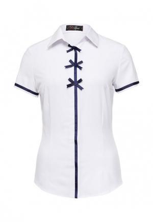 Блуза SK House. Цвет: белый