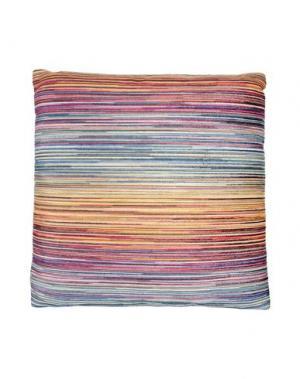 Подушка MISSONI HOME. Цвет: пурпурный