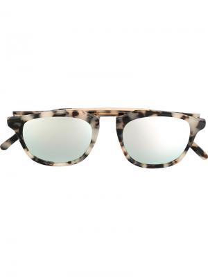 Солнцезащитные очки Cannes Spektre. Цвет: телесный