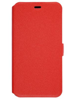 Чехол-книжка для Xiaomi Redmi Note 5A Prime. Цвет: красный