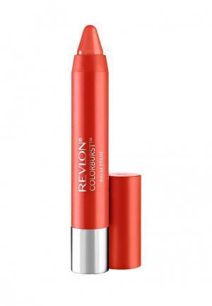 Бальзам для губ Revlon. Цвет: оранжевый