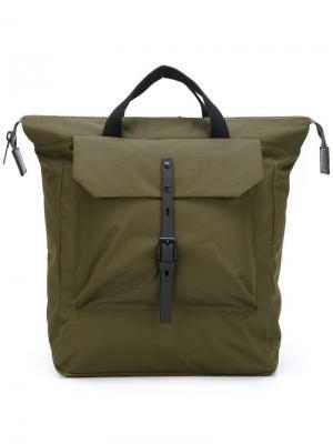 Рюкзак Frances Ripstop Ally Capellino. Цвет: зелёный