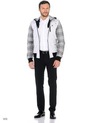 Куртка ABSOLUTEX. Цвет: белый