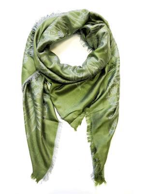 Платок NINA ROSSI. Цвет: зеленый