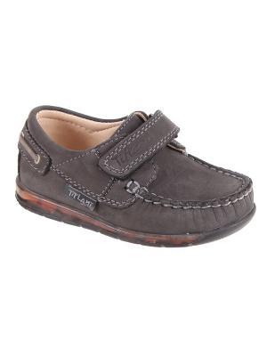 Детская обувь TIFLANI. Цвет: антрацитовый