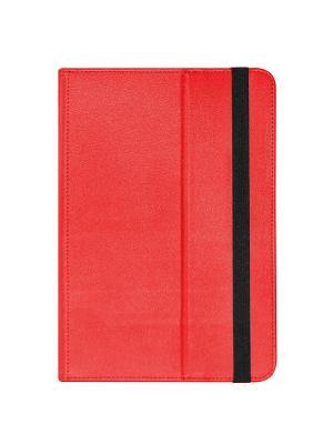 Чехол для планшета универсальный 8 дюймов IQ Format. Цвет: красный