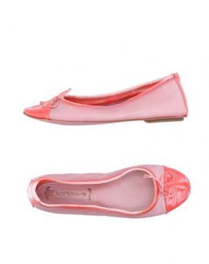Балетки KUDETÀ. Цвет: розовый