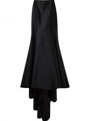 Maxi skirt Martha Medeiros. Цвет: чёрный