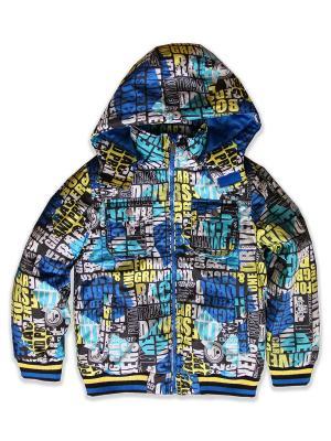 Куртка Me&We. Цвет: синий