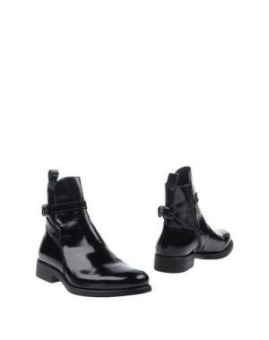 Полусапоги и высокие ботинки KURT GEIGER. Цвет: черный