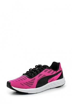 Кроссовки Puma. Цвет: розовый