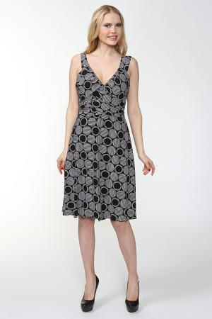 Платье Frank Lyman Design. Цвет: черно-белый
