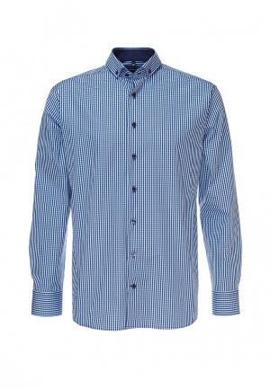 Рубашка Berthier. Цвет: синий