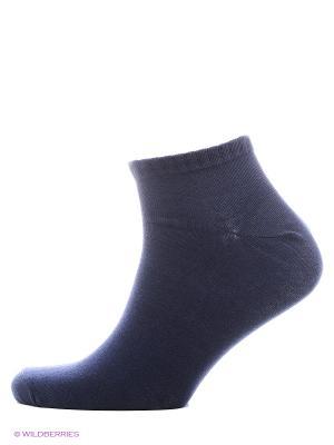 Носки Skinija. Цвет: синий