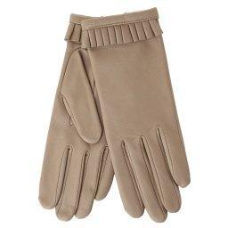 Перчатки  FROUFROU/S темно-бежевый AGNELLE
