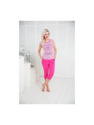 Комплекты одежды Santi. Цвет: розовый