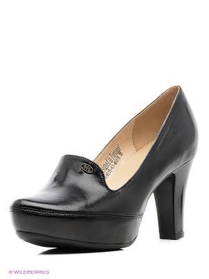 Туфли Clotilde. Цвет: черный