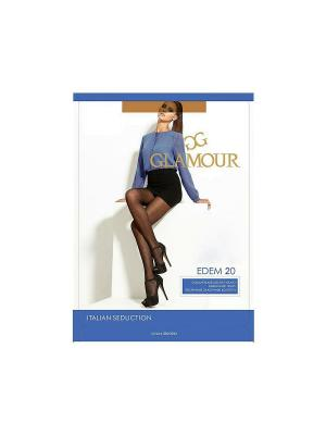 Колготки Edem 20 Glamour. Цвет: светло-бежевый