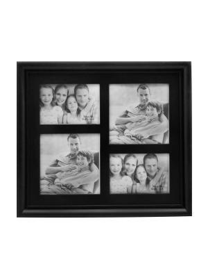 Рамка для фото 26х23 Home Visage. Цвет: черный