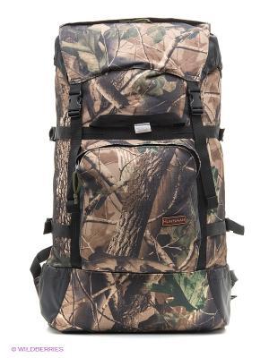 Кодар рюкзак Huntsman. Цвет: серый, зеленый, черный