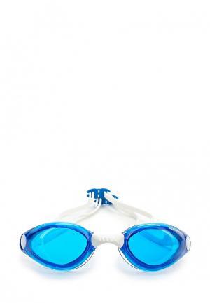 Очки для плавания Speedo. Цвет: голубой