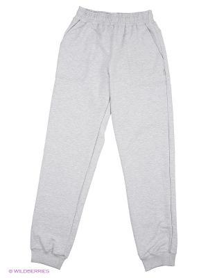 Спортивные брюки CROSS sport. Цвет: серый меланж