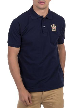 Рубашка-поло POLO CLUB С.H.A.. Цвет: золотой