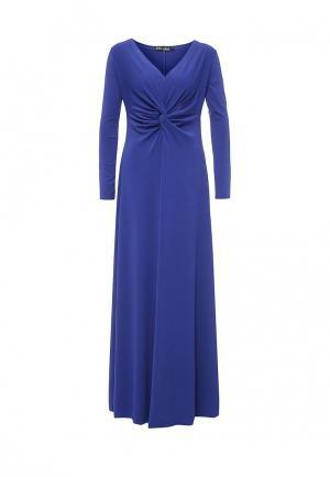 Платье Love & Light. Цвет: синий