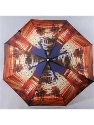 Зонт Zest. Цвет: синий,индиго,темно-коричневый,темно-бордовый