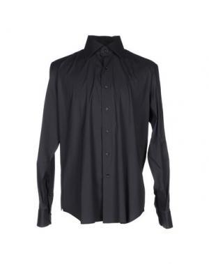 Pубашка LEXINGTON. Цвет: стальной серый