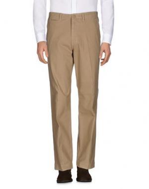 Повседневные брюки EAST HARBOUR SURPLUS. Цвет: песочный
