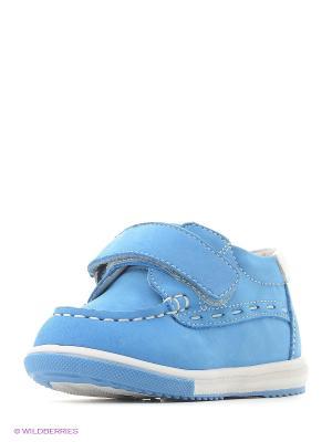 Кеды Vitacci. Цвет: голубой