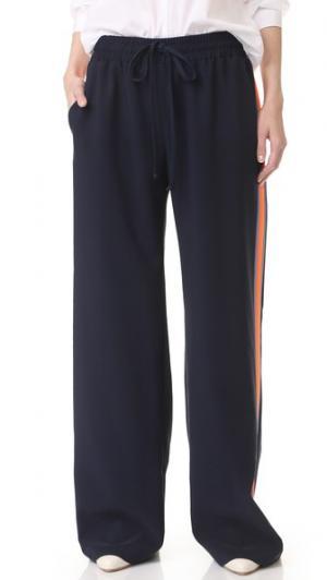 Тренировочные брюки Cady Milly. Цвет: темно-синий