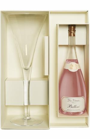 Набор Bellini с фужером и бутылкой Dr.Vranjes. Цвет: бесцветный