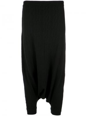 Rafaela knit trousers Uma | Raquel Davidowicz. Цвет: чёрный