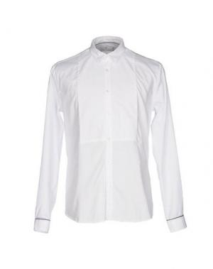 Pубашка MACCHIA J. Цвет: белый