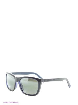 Солнцезащитные очки VL 1401 0003 SX3000 Vuarnet. Цвет: черный, синий