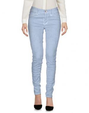 Повседневные брюки MARC CAIN. Цвет: лазурный
