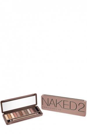 Палетка Naked 2 Urban Decay. Цвет: бесцветный
