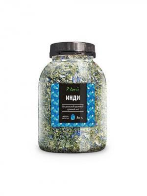 Floris Натуральный крымский травяной чай Инди, банка ПЭТ, 80 гр. Цвет: прозрачный