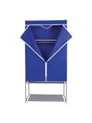 Система для хранения одежды Miolla. Цвет: синий