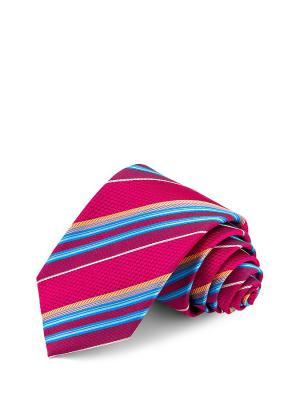 Галстуки GREG. Цвет: голубой, розовый