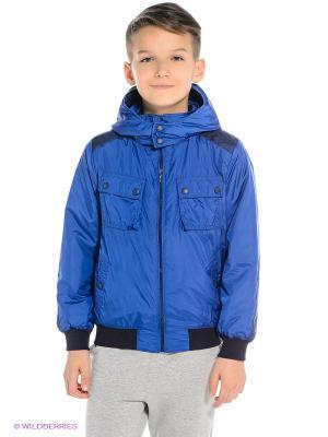 Куртка Wojcik. Цвет: синий, темно-синий