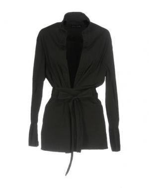 Pубашка AHIRAIN. Цвет: черный
