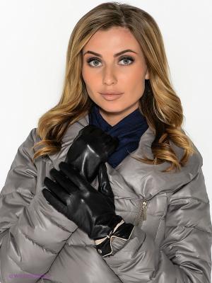 Перчатки Piero. Цвет: черный