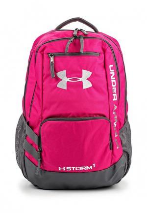 Рюкзак Under Armour. Цвет: розовый