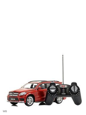Машина р/у Mercedes-Benz GL550 1:18 HOFFMANN. Цвет: красный