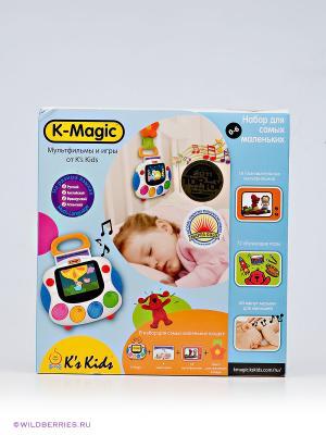 Набор K-Magic для новорожденных. Цвет: белый