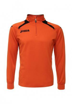 Олимпийка Joma. Цвет: оранжевый